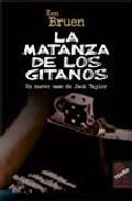 Libro LA MATANZA DE LOS GITANOS