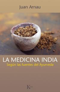 Libro LA MEDICINA INDIA