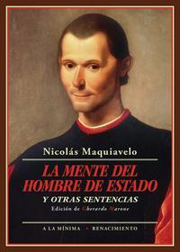 Libro LA MENTE DEL HOMBRE DE ESTADO Y OTRAS SENTENCIAS