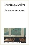 Libro LA MESERA ERA NUEVA