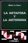 Libro LA METAFORA Y LA METONIMIA
