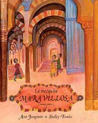Libro LA MEZQUITA MARAVILLOSA
