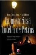 Libro LA MISTERIOSA BOTELLA DE PETRUS