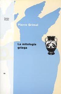Libro LA MITOLOGIA GRIEGA