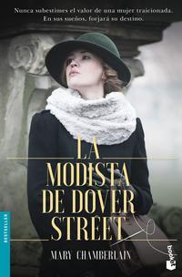 Libro LA MODISTA DE DOVER STREET