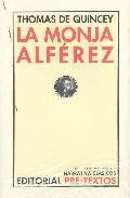 Libro LA MONJA ALFEREZ