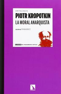Libro LA MORAL ANARQUISTA