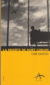 Libro LA MUERTE DE KURT COBAIN