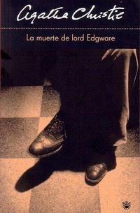 Libro LA MUERTE DE LORD EDGWARE