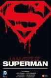 Libro LA MUERTE DE SUPERMAN