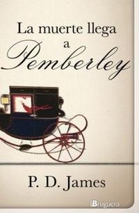 Libro LA MUERTE LLEGA A PEMBERLEY