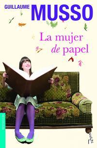 Libro LA MUJER DE PAPEL