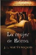 Libro LA MUJER DE ROMA