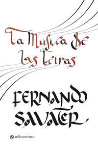 Libro LA MUSICA DE LAS LETRAS