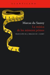 Libro LA MUSICA DE LOS NUMEROS PRIMOS