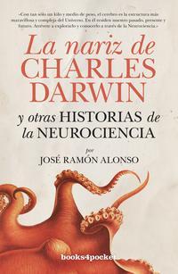 Libro LA NARIZ DE CHARLES DARWIN