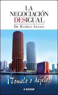 Libro LA NEGOCIACION DESIGUAL