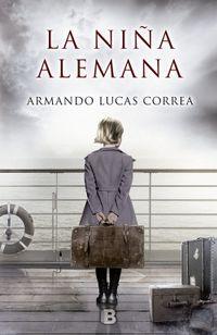 Libro LA NIÑA ALEMANA