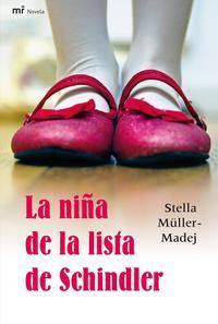 Libro LA NIÑA DE LA LISTA DE SCHINDLER