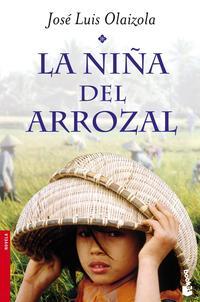 Libro LA NIÑA DEL ARROZAL