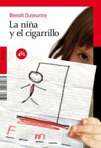 Libro LA NIÑA Y EL CIGARRILLO