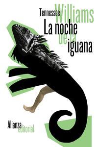 Libro LA NOCHE DE LA IGUANA