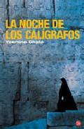 Libro LA NOCHE DE LOS CALÍGRAFOS