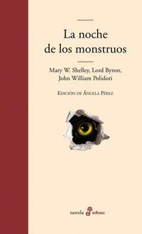 Libro LA NOCHE DE LOS MONSTRUOS