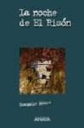 Libro LA NOCHE DE RISON