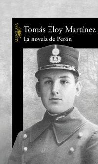 Libro LA NOVELA DE PERON