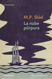 Libro LA NUBE PURPURA