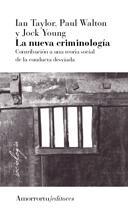 Libro LA NUEVA CRIMINOLOGIA