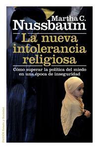 Libro LA NUEVA INTOLERANCIA RELIGIOSA
