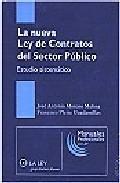 Libro LA NUEVA LEY DE CONTRATOS DEL SECTOR PUBLICO