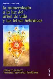 Libro LA NUMEROLOGIA A LA LUZ DEL ARBOL DE VIDA Y LAS LETRAS HEBRAICAS: COMO RECONOCER NUESTRAS HERENCIAS FAMILIARES