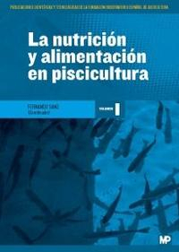 Libro LA NUTRICION Y ALIMENTACION EN PISCICULTURA