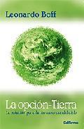Libro LA OPCION - TIERRA