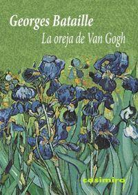 Libro LA OREJA DE VAN GOGH