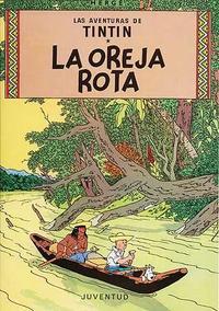 Libro LA OREJA ROTA