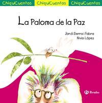 Libro LA PALOMA DE LA PAZ