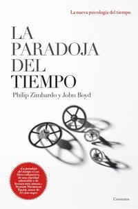 Libro LA PARADOJA DEL TIEMPO