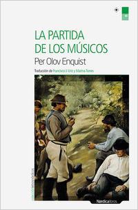 Libro LA PARTIDA DE LOS MUSICOS
