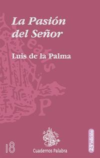 Libro LA PASION DEL SEÑOR