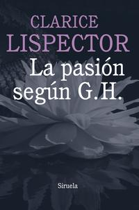 Libro LA PASION SEGUN G. H.