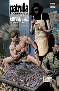 Libro LA PATRULLA CONDENADA DE GRANT MORRISON LIBRO 03: MUSCULOSO