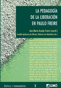 Libro LA PEDAGOGIA DE LA LIBERACION EN PAULO FREIRE
