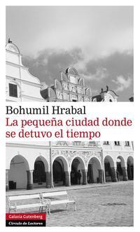 Libro LA PEQUEÑA CIUDAD DONDE SE DETUVO EL TIEMPO