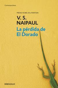 Libro LA PERDIDA DE EL DORADO
