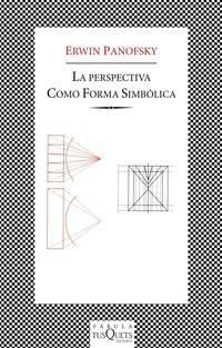 Libro LA PERSPECTIVA COMO FORMA SIMBOLICA
