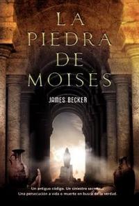 Libro LA PIEDRA DE MOISES